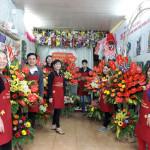 Lớp dạy cắm hoa chuyên nghiệp