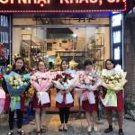 Dạy cắm hoa sinh nhật chuyên nghiệp hiện đại mở shop