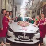 Dạy cắm hoa cưới truyền thống và hiện đại